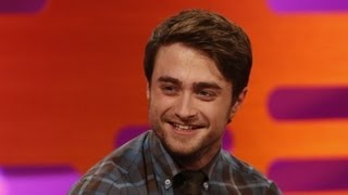 Graham Norton: Daniel Radcliffe Fan Fiction