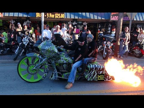 2014 Daytona Bike Week