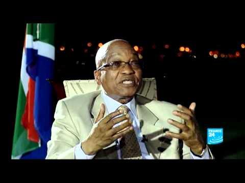 Jacob Zuma talks Mandela, Marikana and the ICC
