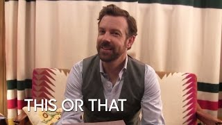 Would You Rather: Jason Sudeikis