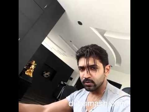 My first dubsmash for Ajith Sir.. -) @arunvijayno1