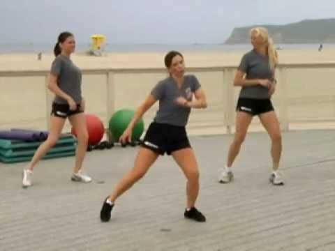 Low Impact Aerobics -- Fit for Duty - Season 2, Episode 36