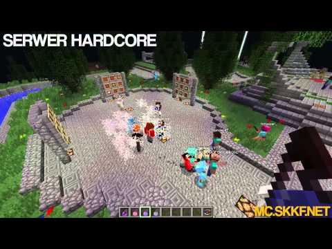 Serwer Hardcore - GRANATY [nowość!]
