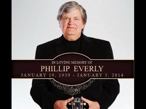 Phil Everly - RIP -   Let It Be Me { Bill Harlan }