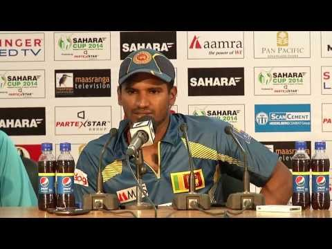 Post match Press Conference with Kusal Perera - Feb 12th