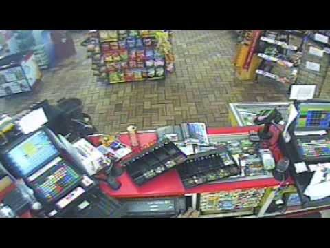 Armed Robbery Of Kangaroo Express