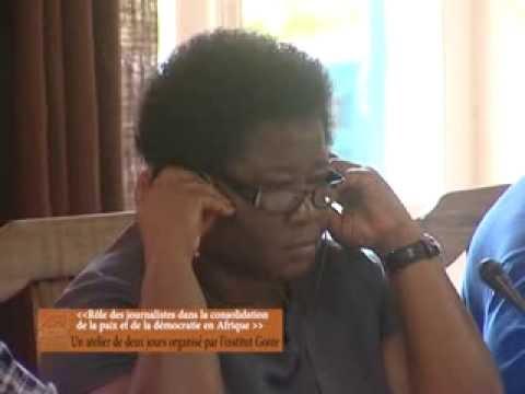 """""""Rountable Médias"""" Gorée Institute - Edition Spéciale Africable"""
