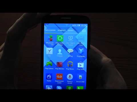 Alcatel OneTouch Pop C7 - videopreview