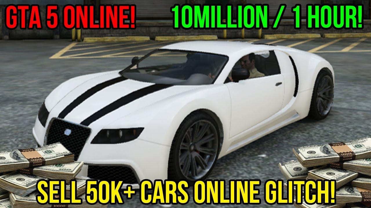 gta 5 online how to sell 50k cars online youtube. Black Bedroom Furniture Sets. Home Design Ideas
