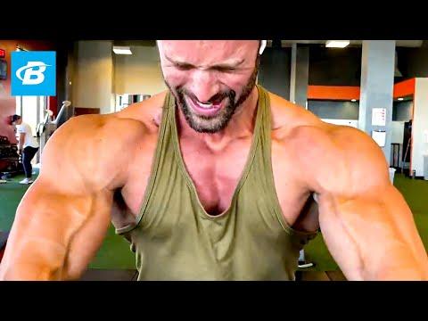 Big & Strong Chest Workout | Mike Hildebrandt