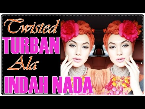 Tutorial Hijab Pashmina | Model Hijab Terbaru by Didowardah #53