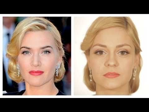 Kate Winslet - Divergent - Makeup Tutorial - 5