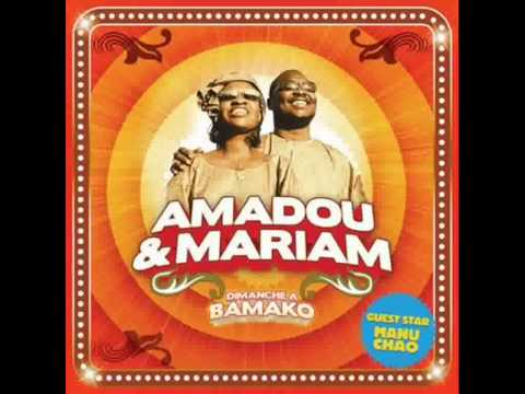 Amadou & Mariam - Camions Sauvages (with lyrics)