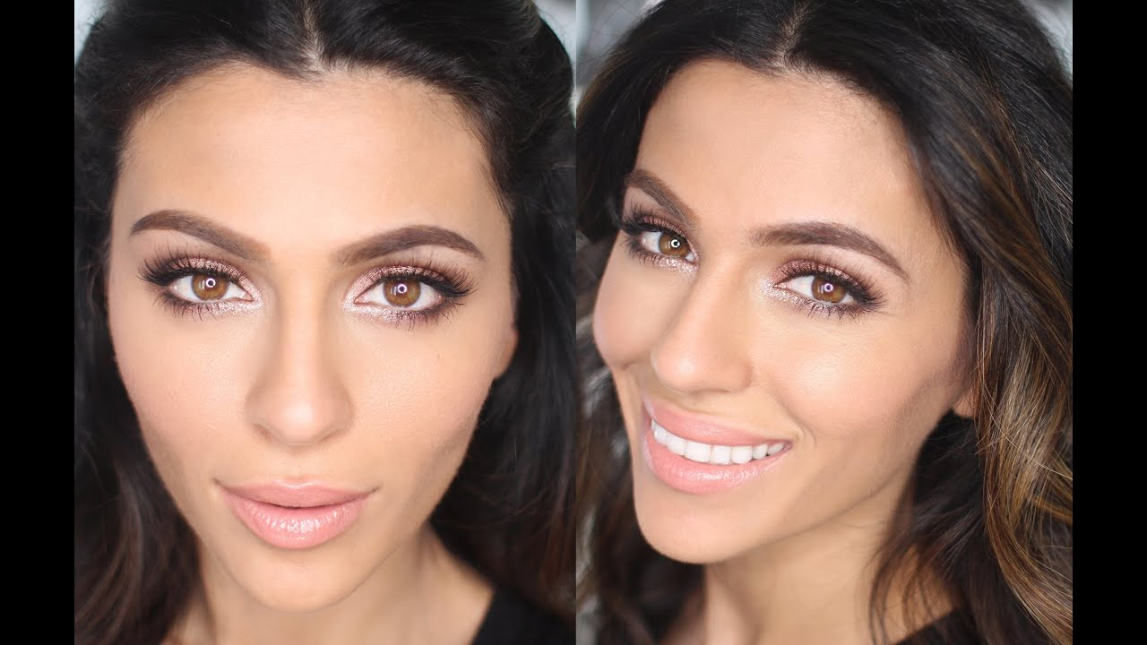 Wedding Guest Eye Makeup Tutorial : Guest of Wedding Makeup Tutorial - YouTube