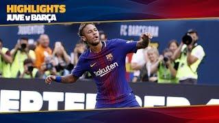 22/07/2017 - International Champions Cup - Juventus-Barcellona 1-2, gli highlights