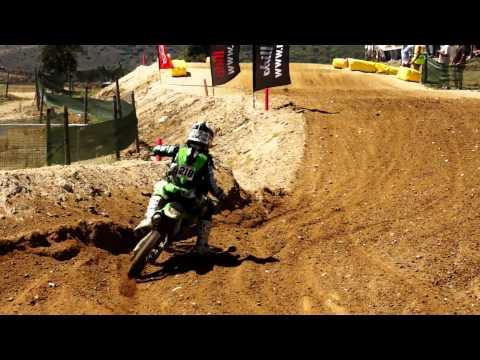 Rodrigo Cabello / Europeu de Motocross 85cc / Freixo de Espada á Cinta