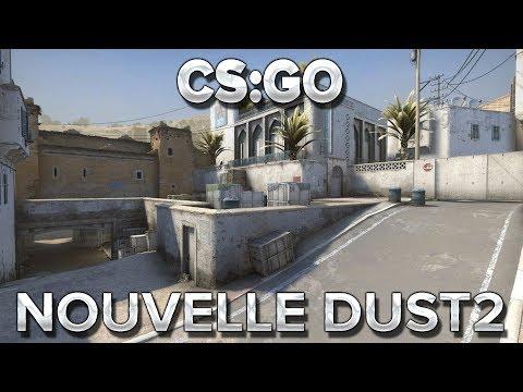CSGO : Nouvelle Dust 2