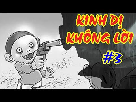 KINH DỊ KHÔNG LỜI #3 ||  Silent Horror