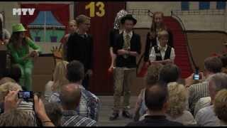 Musical bij het afscheid van de Hertog Janschool - 625 Musical Hertog Jan