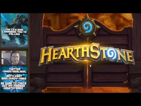 Hearthstone Golden Marin the Fox Reward from Blizzcon 2017