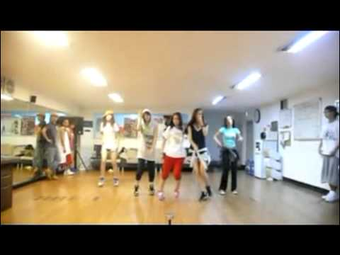 Kara, 4minute, T-ara, Chae Yeon - Two of Us and Fool Dance Rehearsal