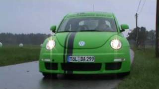 VW New Beetle 1.8 Turbo 20V by Muggianu-Turbo Tuning Chip Street Umbau RSI Cup videos