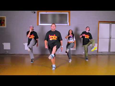 Party Rock Anthem - choreography tutorial