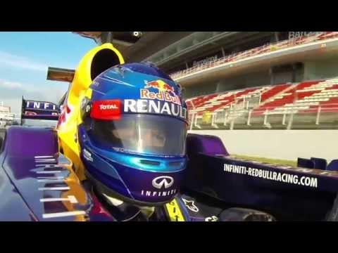 Sebastian Vettel Wins 2014 Laureus World Sports Awards