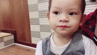 Mio hướng dẫn cách ăn dưa hấu | Gia Đình Lý Hải Minh Hà