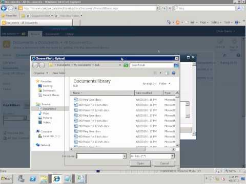 Document Management Capabilities and Features in SharePoint 2010 - EPC Group Youtube