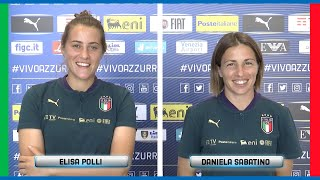 Intervista doppia a Elisa Polli e Daniela Sabatino