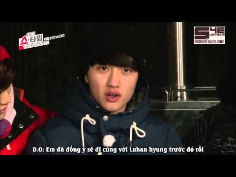 [VIETSUB FULL CAPTION] EXO's SHOWTIME EP 10 [EXOVIETNAM.COM]