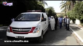بالفيديو.. لحظات جد مؤثرة من جنازة شقيقة مدير سابريس محمد برادة بمقبرة الشهداء بالبيضاء |