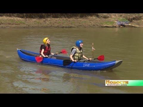 Фестиваль водного туризма в Искитимском районе провели на р. Каракан