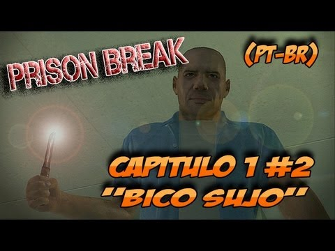 Prison Break: The Conspiracy BICO SUJO Capitulo 1 # 2 (PT-BR)
