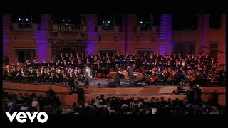 Andrea Bocelli - Time To Say Goodbye - Live From Piazza Dei Cavalieri, Italy / 1997