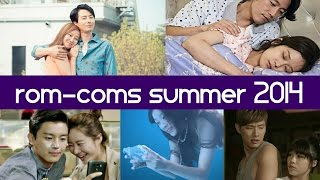 Top 5 New Summer 2014 Korean Drama Romantic Comedies