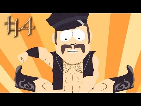 GREATEST ATTACK IN VIDEO GAME HISTORY - South Park: Stick of Truth - Part 4