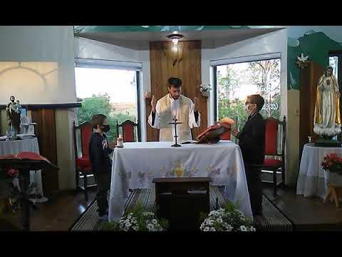 Santa Missa | 23.09.2021 | Quinta-feira | Padre Fernando Carvalho | ANSPAZ