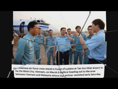Air Crash Investigations 2014:Malaysia Airlines Flight 370 With 239 On Board Goes Missing!