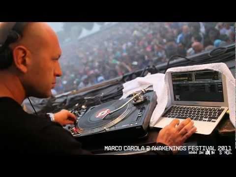 Marco Carola @ Awakenings Festival 2011