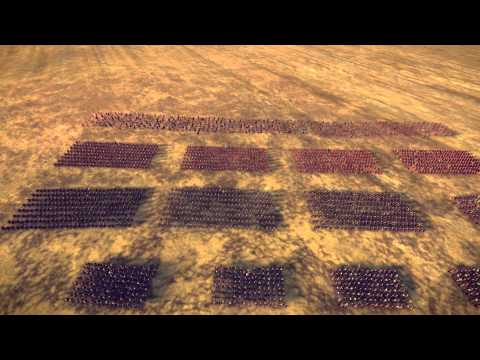 Roma II: Total War Historical Battle of Cannae (HD)