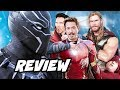 Black Panther Review Does It Live Up To Avengers Hype