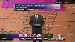 The Shortest Local News Weather Forecast Ever