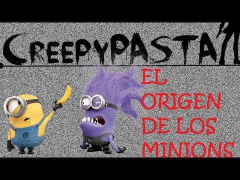 """Creepypasta """"El origen de los minions"""" - YouTube"""