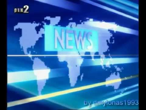 Rik 2 Cyprus News in English Ident 2013-2014