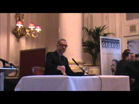George Michael - Symphonica - Press Conference 2/2