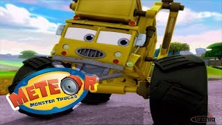 Meteor Monster Truck 3. - Džankobojová koupel