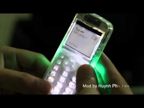 Thật 100%_ Chế màn hình cảm ứng cực độc cho... Nokia 1200