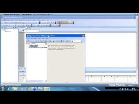 QTP Part 5 Object Repository Example 1